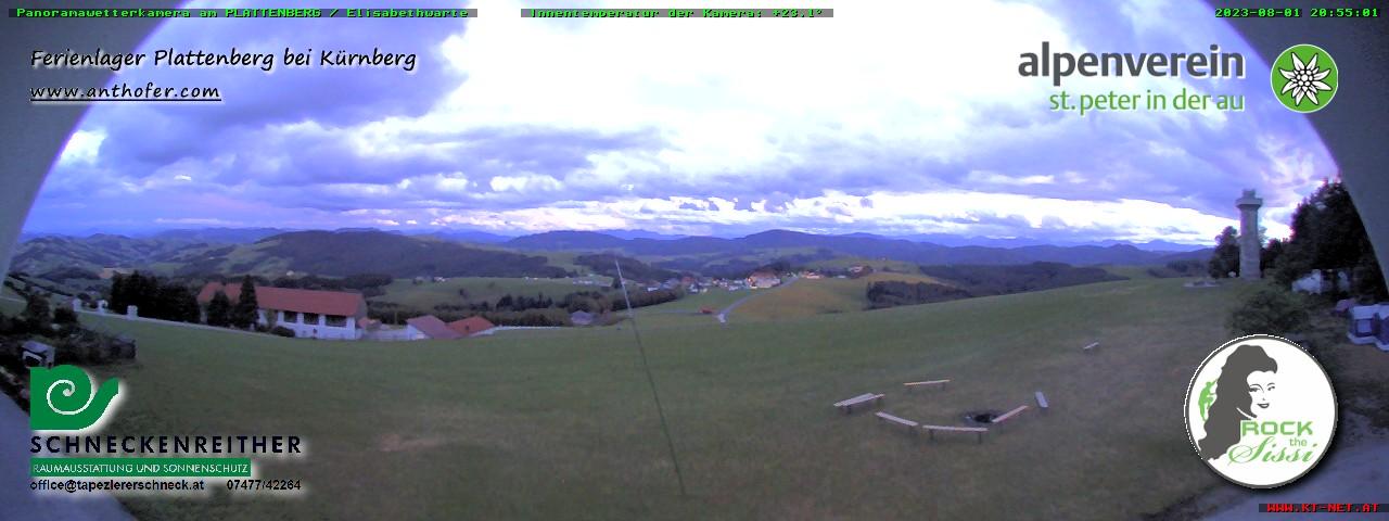 Wetterpanorama Plattenberg