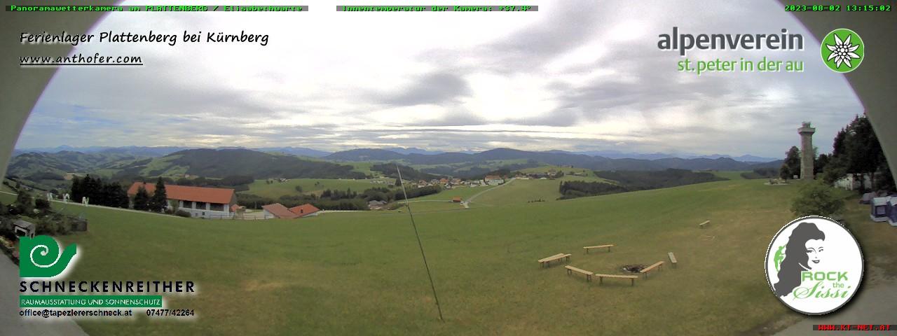Wetterpanorama Ferienlager Plattenberg